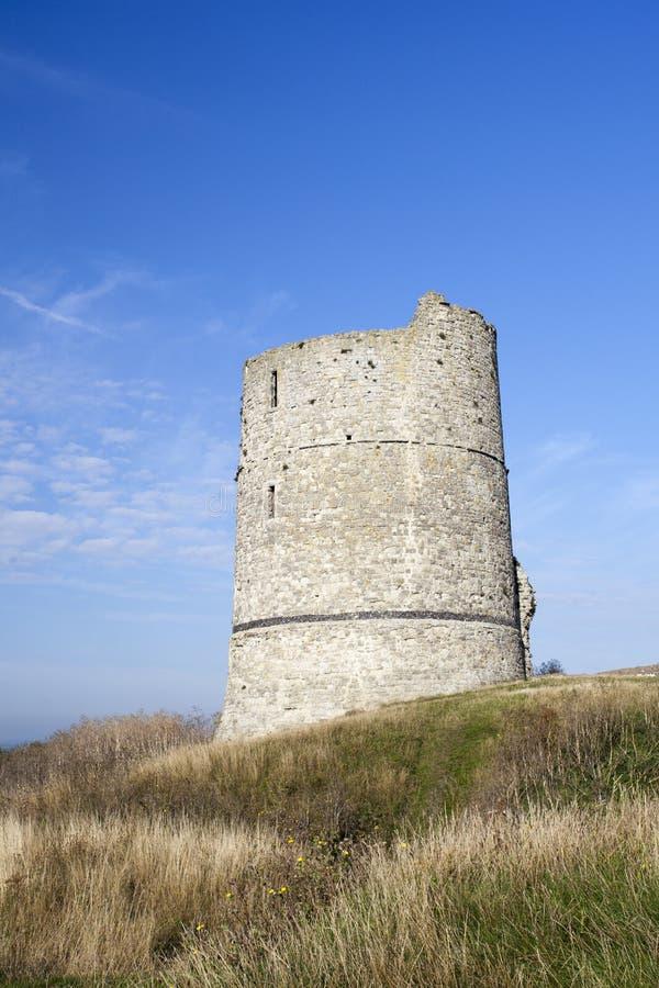 Hadleigh slott, Essex, England, Förenade kungariket arkivfoton