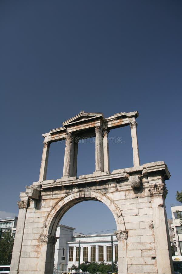 Hadrian stock fotografie