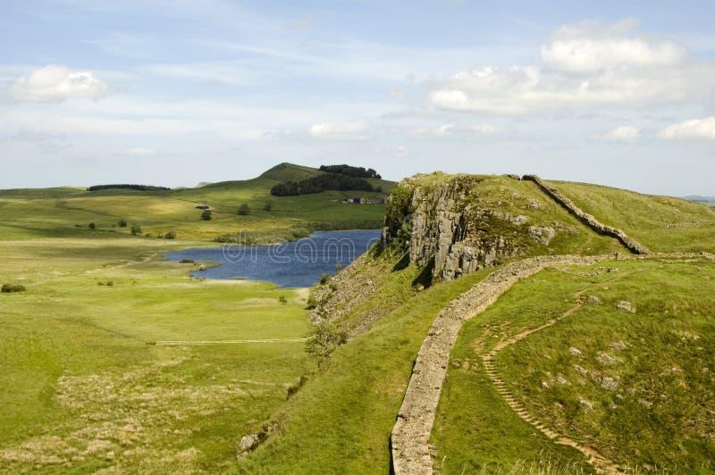 Download Hadrians Wall stock photo. Image of turf, emperor, hadrian - 2641150