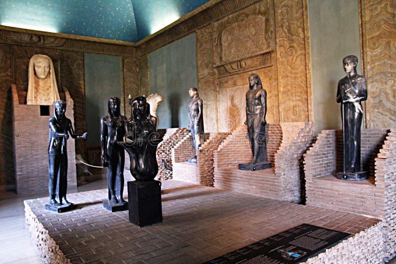 Hadrianserapeum stock fotografie