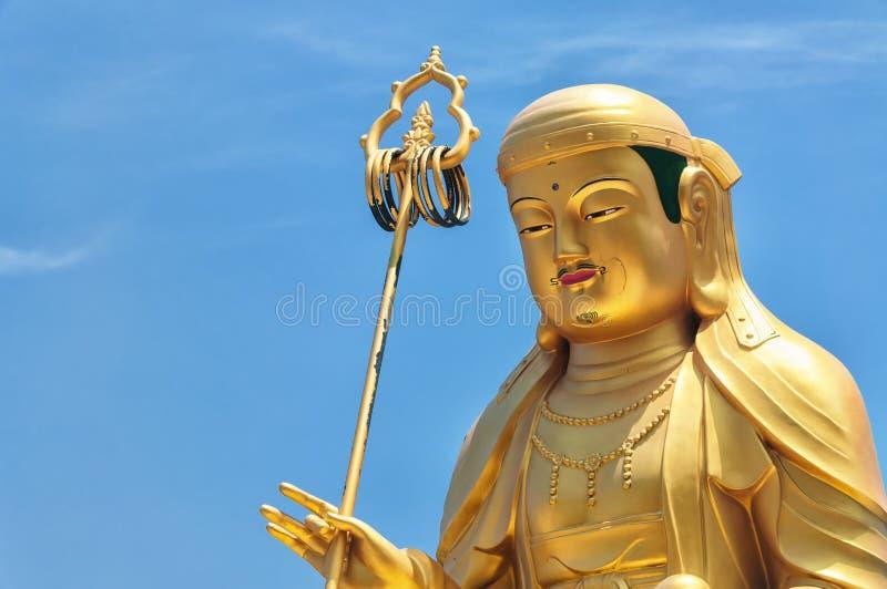 Haedong Yonggungsa寺庙 免版税库存照片
