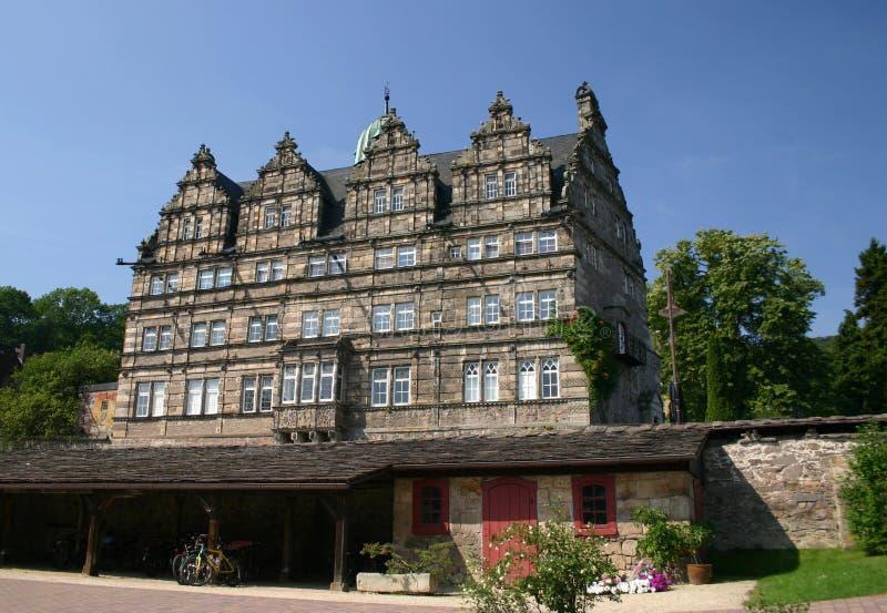 Haemelschenburg photo stock