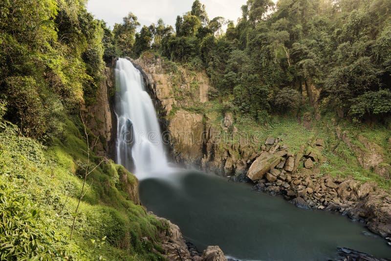 Haew Narok Waterfall, Khao Yai National Park, Thailand royalty free stock photography