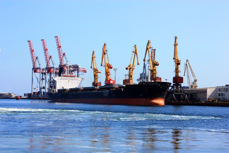 Hafen stockbilder