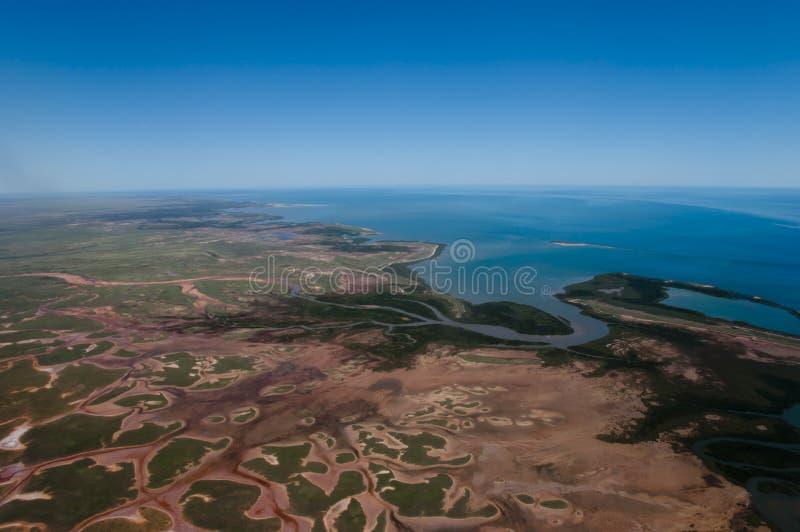 Hafen Hedland - Australien stockfotografie