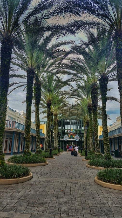 Hafen-Orleans-Erholungsort Orlando Florida lizenzfreie stockfotografie