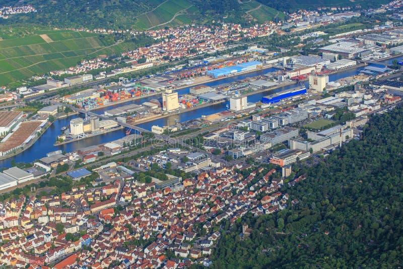 Download Hafen Stuttgart Untertürrkheim Editorial Photo - Image of stuttgart, susi: 99631396