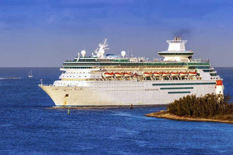Hafen von Nassau lizenzfreie stockfotografie