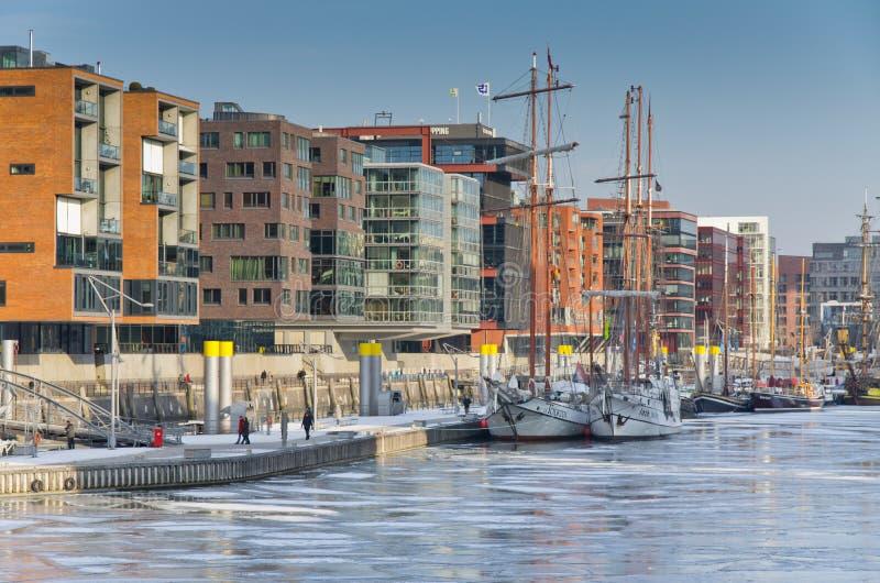 Download Hafencity editorial stock photo. Image of sailing, elbe - 23263878