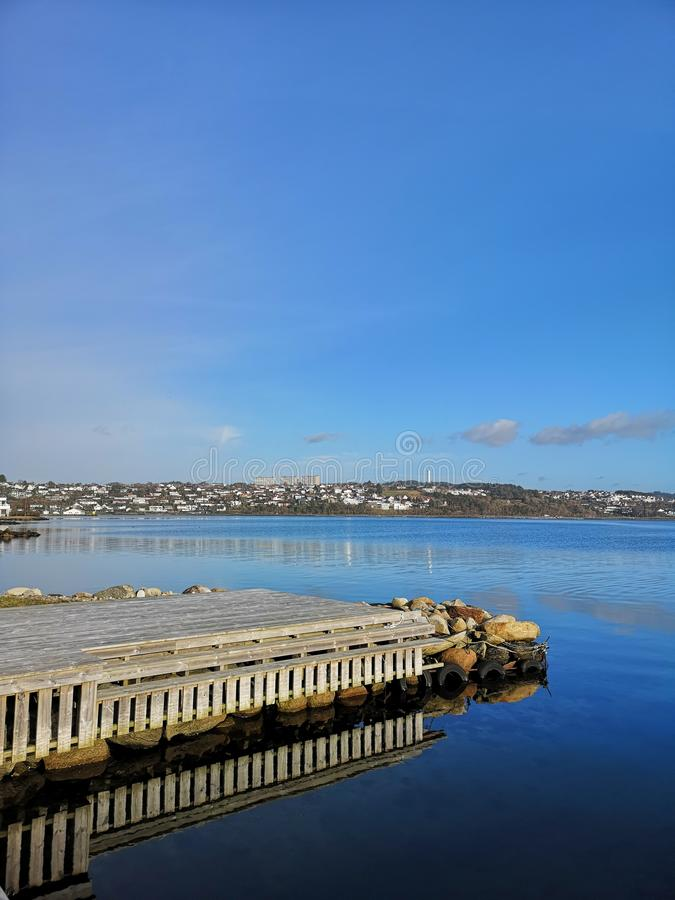 Hafrsfjord στοκ εικόνες