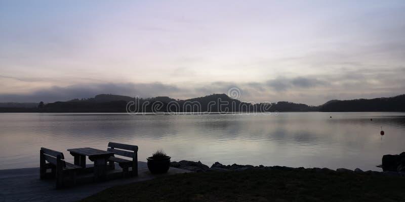 Hafrsfjord στοκ εικόνα