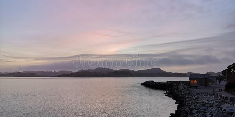 Hafrsfjord immagini stock libere da diritti