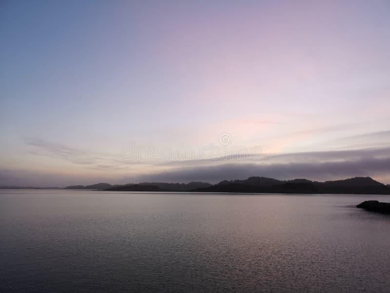 Hafrsfjord immagine stock