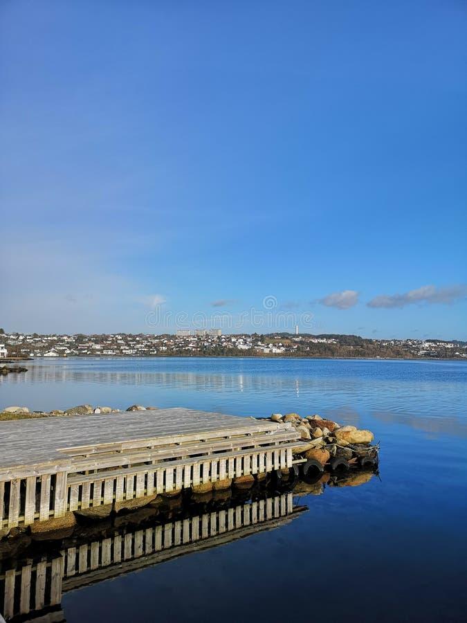 Hafrsfjord obrazy stock