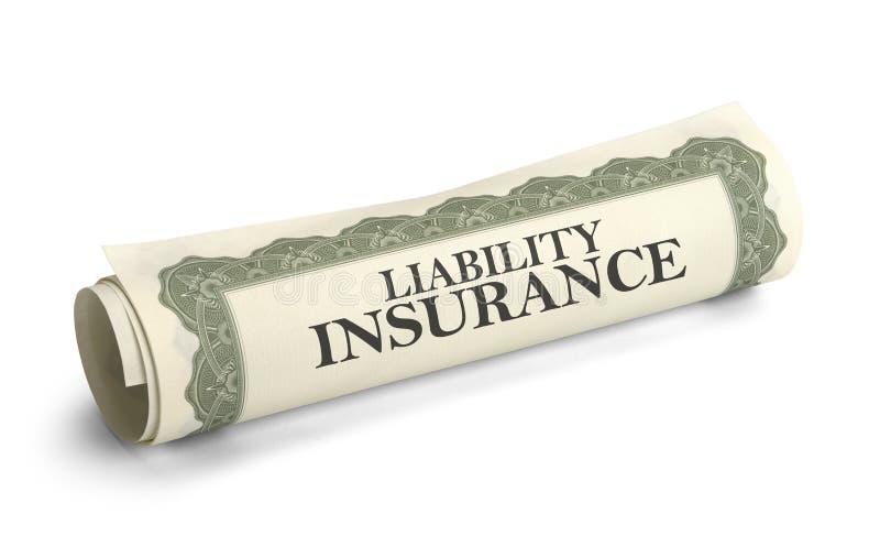 Haftpflichtversicherung lizenzfreie stockbilder