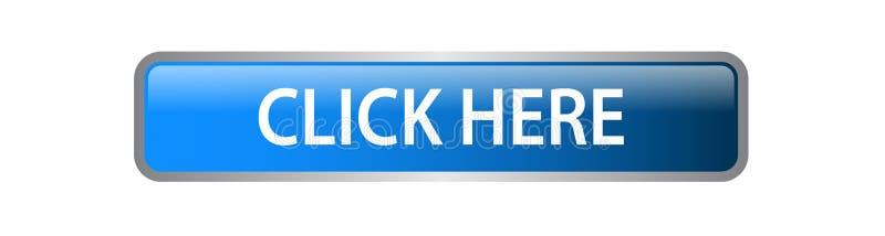 Haga clic aquí el botón libre illustration