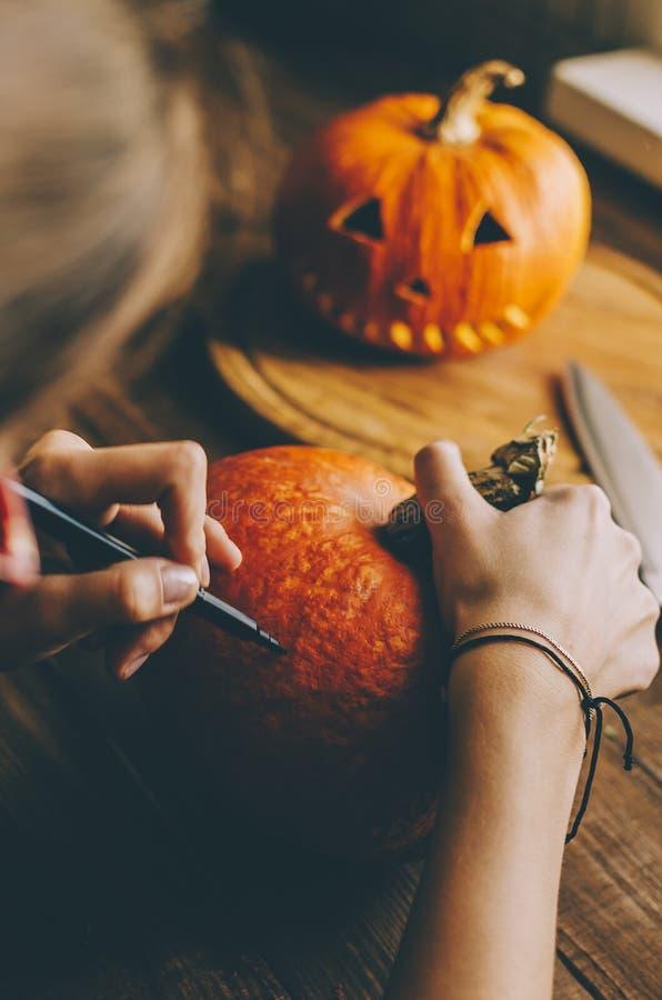 Haga Halloween fotografía de archivo libre de regalías