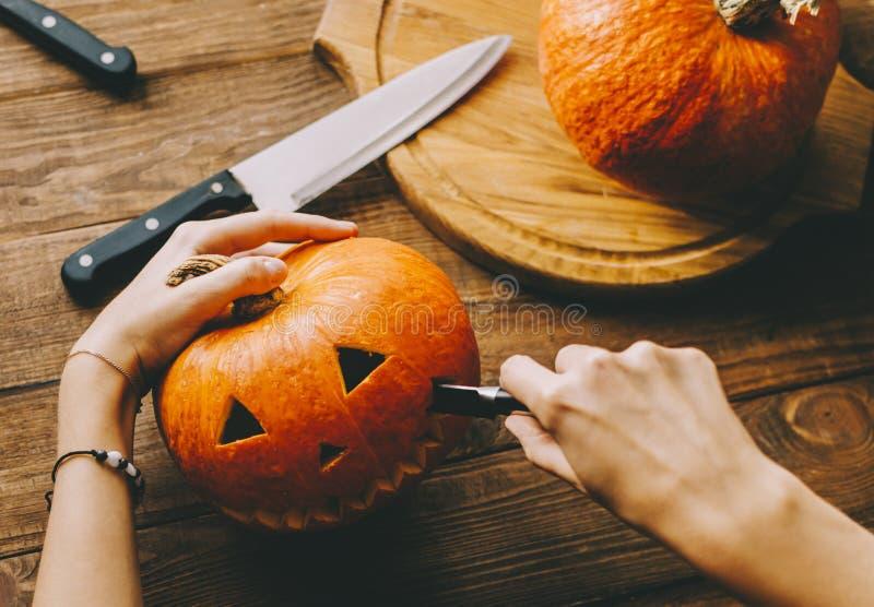 Haga Halloween fotos de archivo libres de regalías