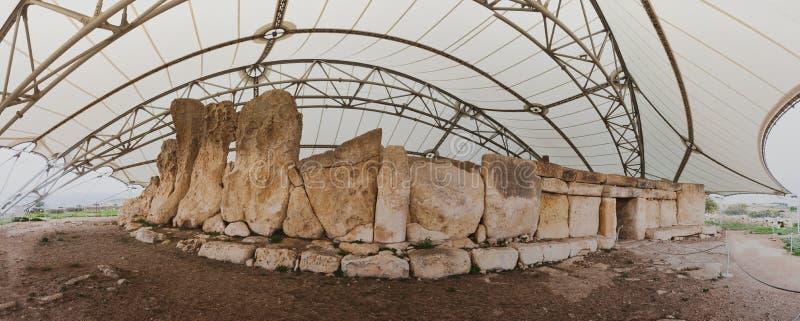 Download Hagar ναός της Μάλτας quim στοκ εικόνες. εικόνα από θάλασσα - 17058926