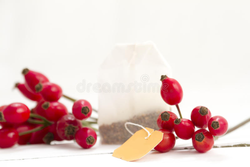 Rose hip tea royalty free stock images