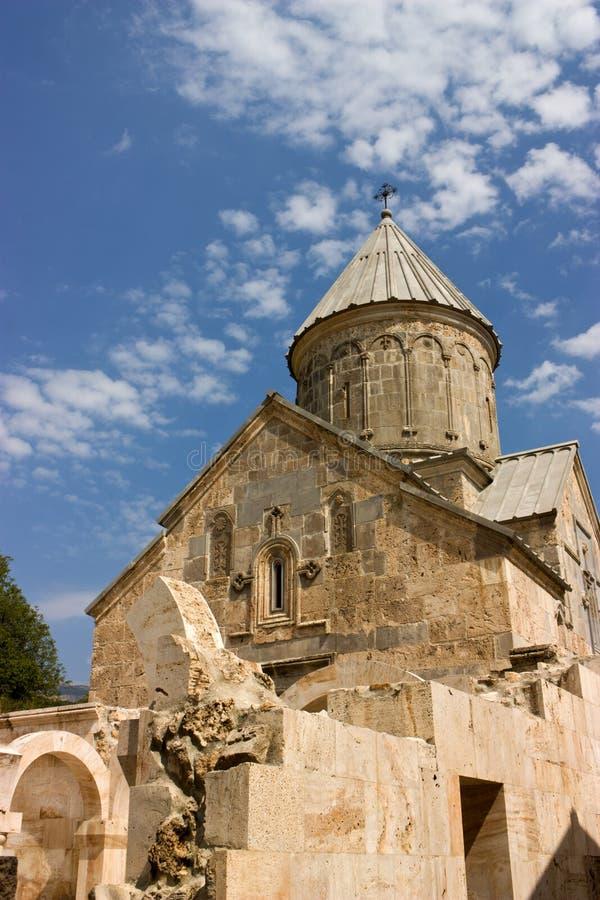 Haghartsin kloster arkivbilder