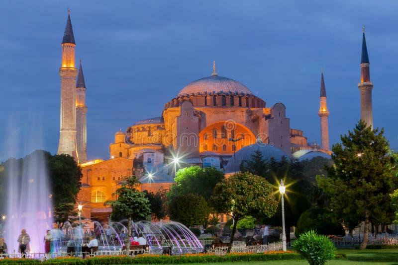 Download Haghia Sophia Estambul fotografía editorial. Imagen de minaret - 41915407
