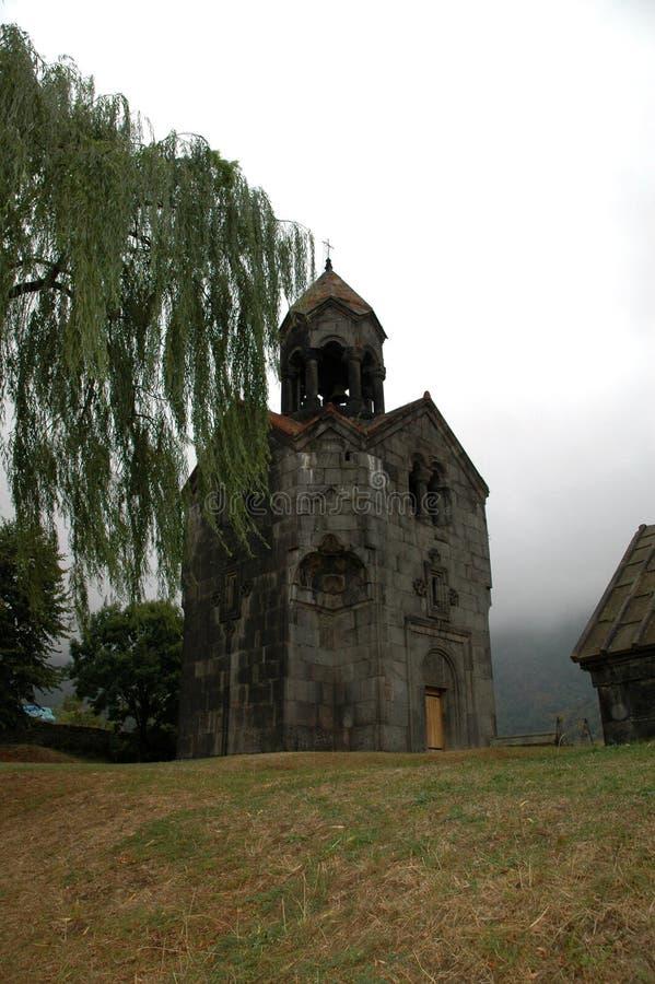 Haghpat教会亚美尼亚 免版税库存照片