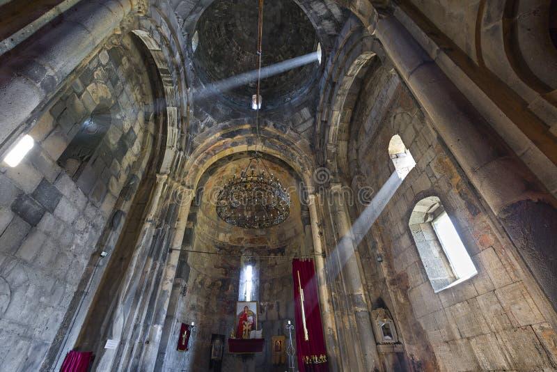 Haghpat kloster i Armenien royaltyfri foto