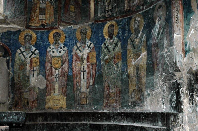 Haghpat kyrka Armenien arkivfoton