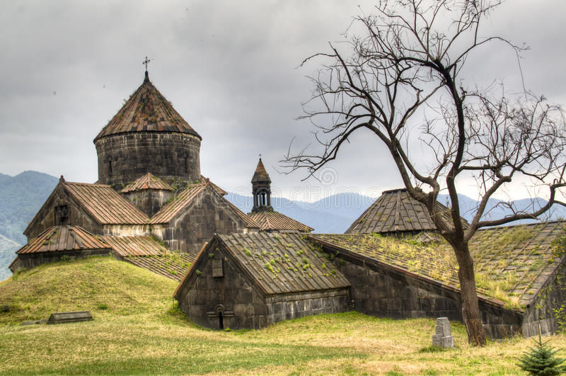 Haghpat monastery royalty free stock images