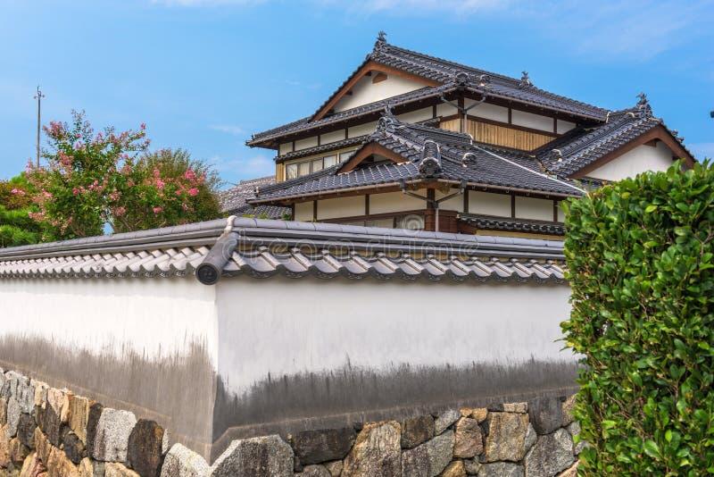Hagi, cidade velha de Japão imagem de stock royalty free