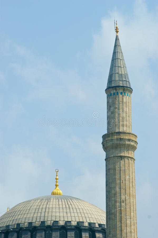 hagia Σόφια στοκ φωτογραφία με δικαίωμα ελεύθερης χρήσης