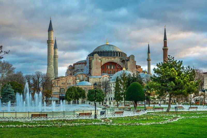 hagia Istanbul Sofia zdjęcia stock