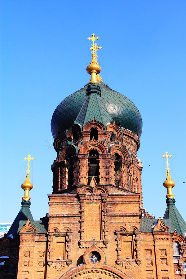 Hagia kościół fotografia royalty free