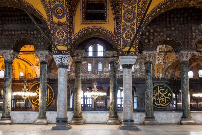 Hagia Sofía Estambul fotos de archivo