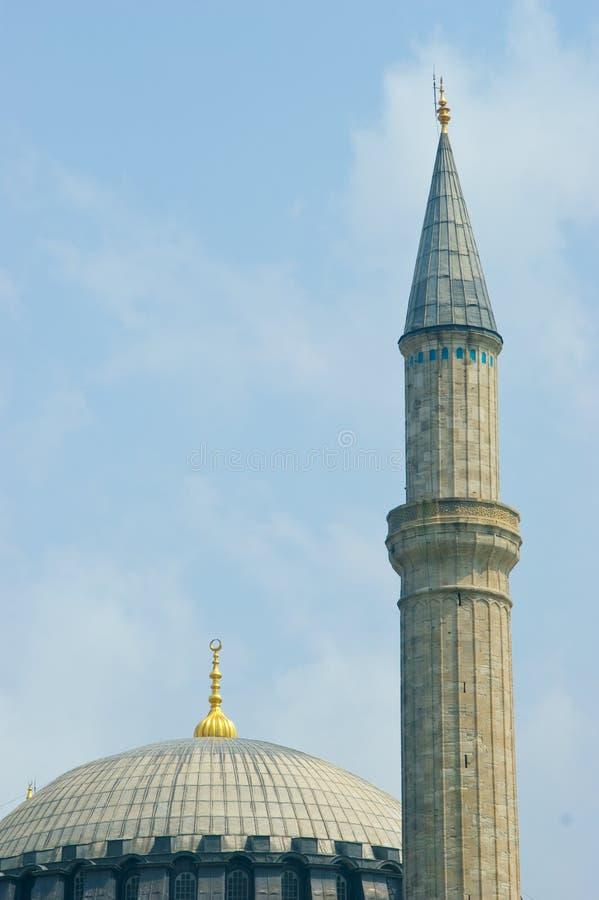 Hagia Sofia royalty-vrije stock foto