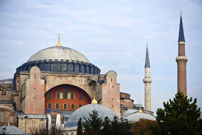 Hagia Sofia stockfotografie