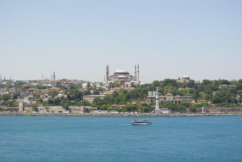 Hagia Sofia royalty-vrije stock afbeelding