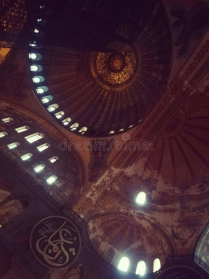 Hagia Sofia, Istanbul photographie stock
