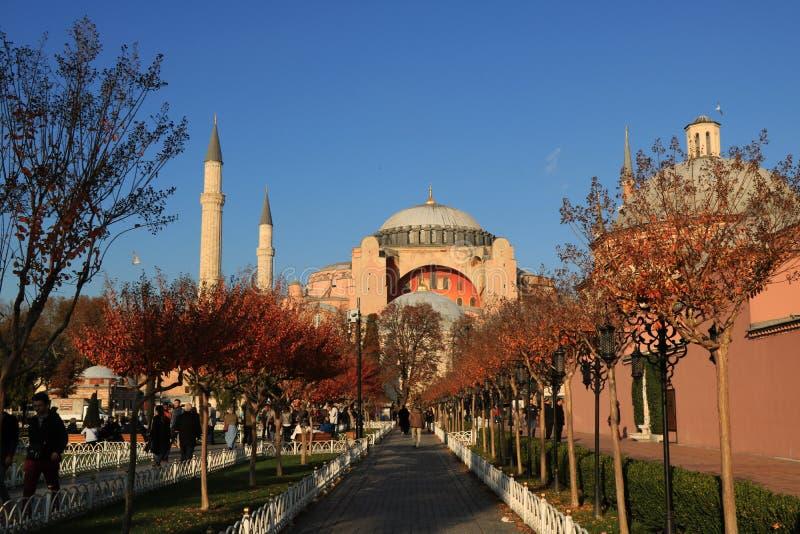 Hagia Sofia obrazy stock