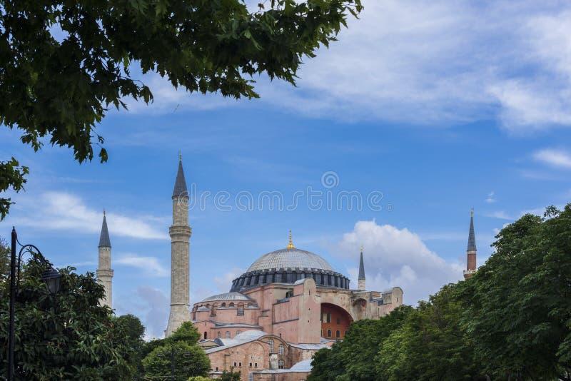 Hagia Sophia à Istanbul, Turquie photographie stock