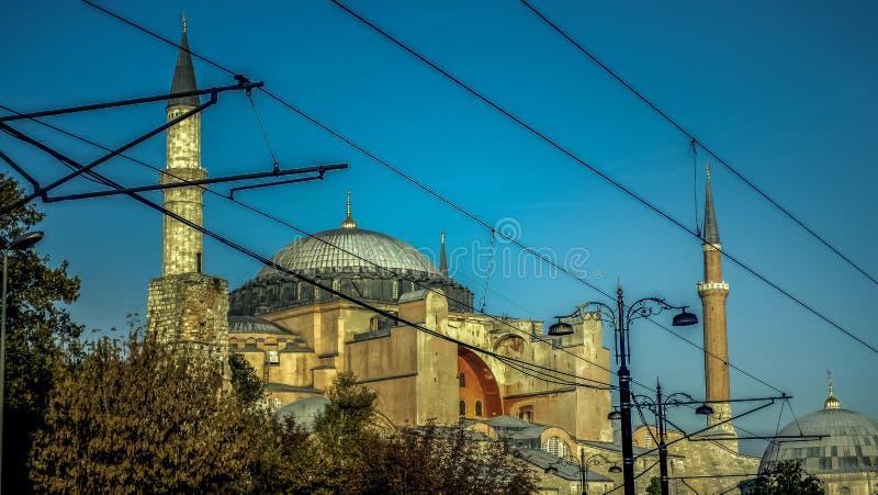 Hagia Sophia photographie stock