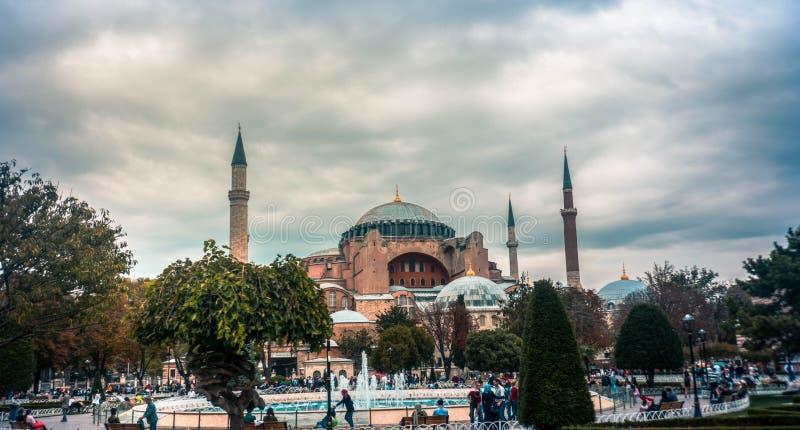 Hagia Sophia foto de archivo libre de regalías