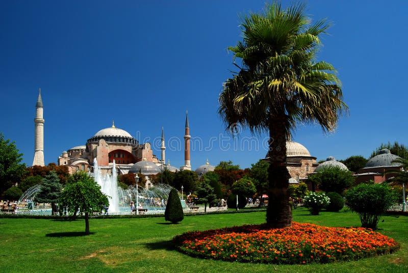 Hagia Sophia fotografia stock libera da diritti