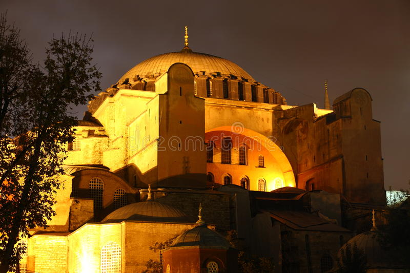 Hagia Sophia στοκ φωτογραφίες με δικαίωμα ελεύθερης χρήσης