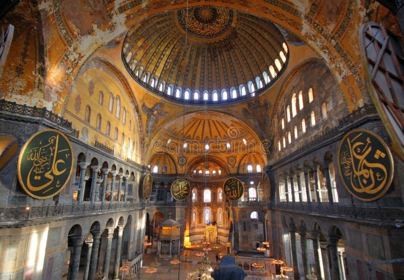 Hagia Sophia 库存图片
