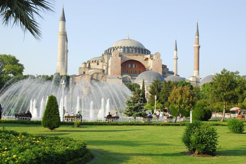 Hagia Sophia,   stock foto