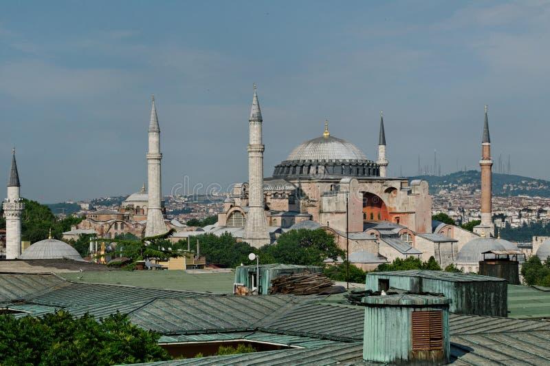 Download Hagia Sophia stock photo. Image of buildings, landmark - 29349994