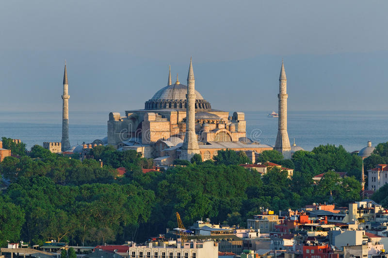 Hagia Sophia стоковые фото