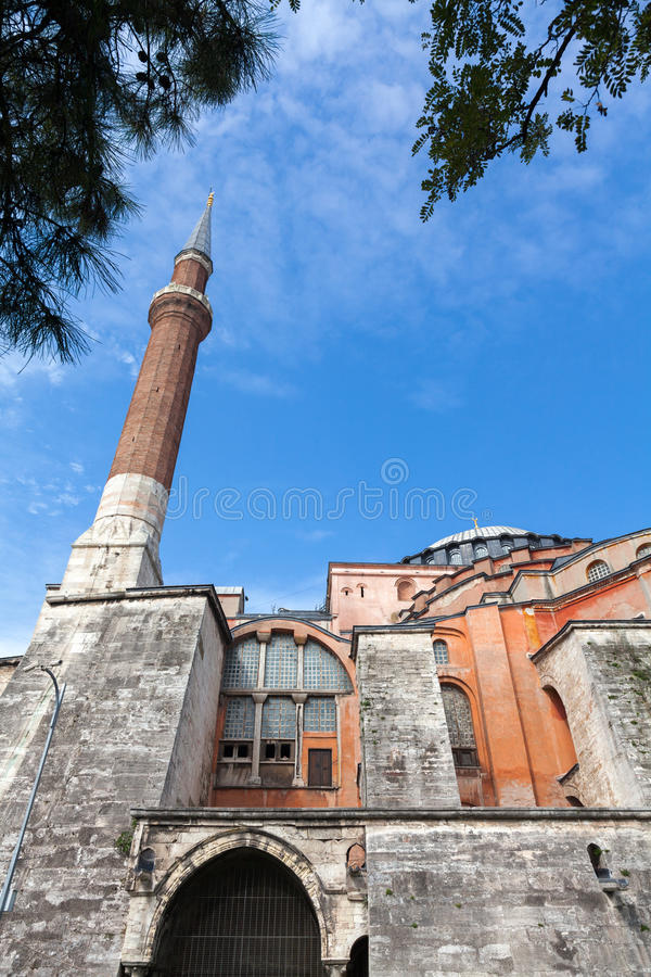 Hagia Sophia photos libres de droits